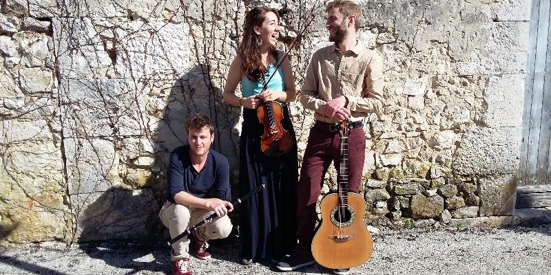 Tolkîa, groupe de musique Musiques du monde en représentation à Gironde - photo de couverture n° 1
