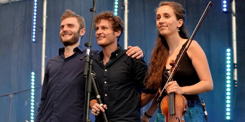 Tolkîa, groupe de musique Musiques du monde en représentation à Gironde - photo de couverture n° 3