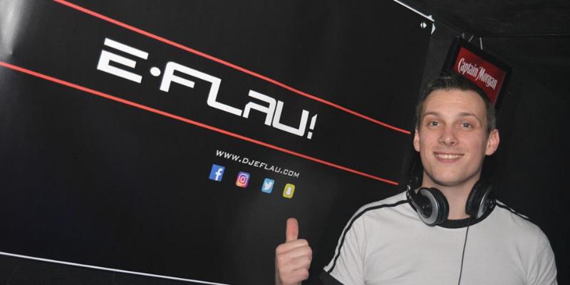 Laurent EFlau, DJ Dj en représentation à Nord - photo de couverture n° 1