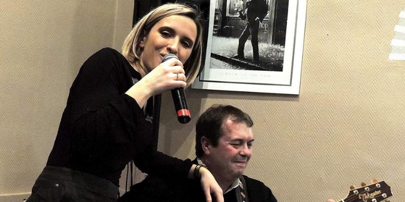 Virginie Et Thierry, musicien Acoustique en représentation à Seine Maritime - photo de couverture