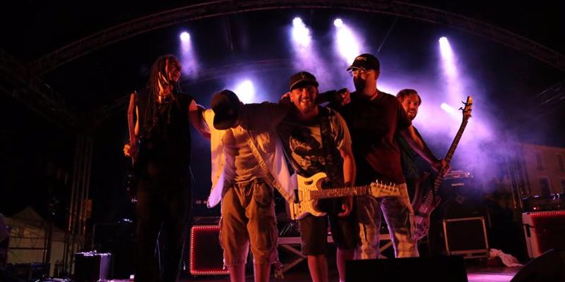 ÖGMA, groupe de musique Rock en représentation à Yonne - photo de couverture n° 2