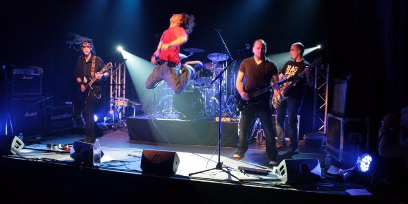 ÖGMA, groupe de musique Rock en représentation à Yonne - photo de couverture n° 3