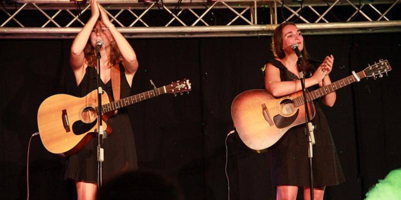 Marie Michotte, musicien Chanteur en représentation à Nord - photo de couverture n° 2