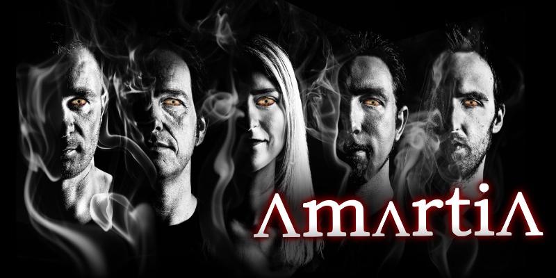 AmartiA, groupe de musique Rock en représentation à Pas de Calais - photo de couverture n° 1