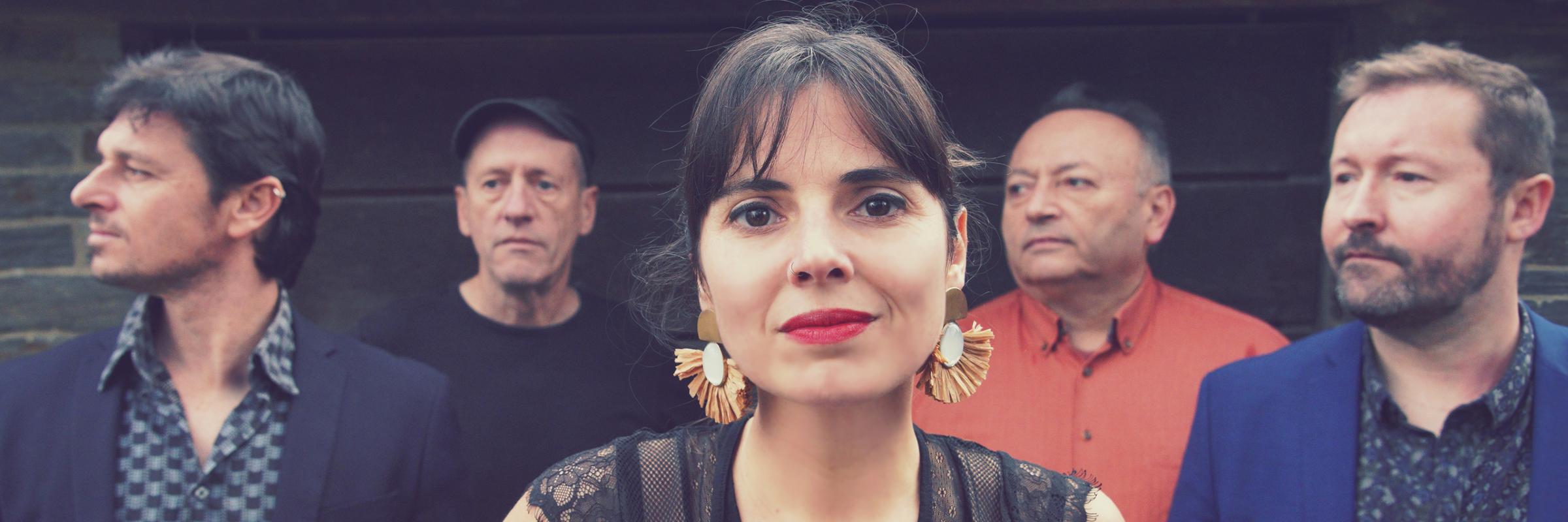 Paloma Negra, groupe de musique Musiques du monde en représentation à Morbihan - photo de couverture n° 1