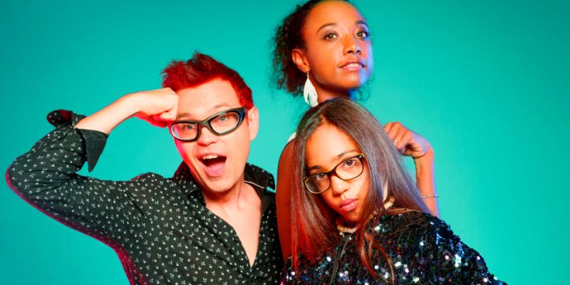La Malice Family, groupe de musique Pop en représentation à Yvelines - photo de couverture n° 2