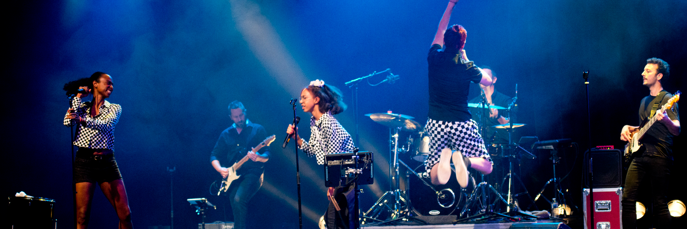 La Malice Family, groupe de musique Pop en représentation à Yvelines - photo de couverture n° 1