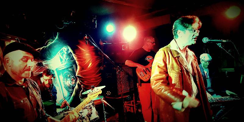 Nervousse Brekdone, groupe de musique Soul en représentation à Hérault - photo de couverture n° 2