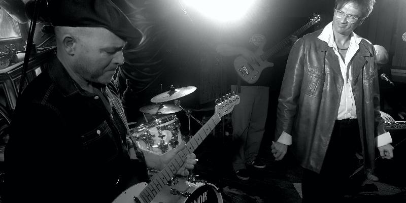 Nervousse Brekdone, groupe de musique Soul en représentation à Hérault - photo de couverture n° 3