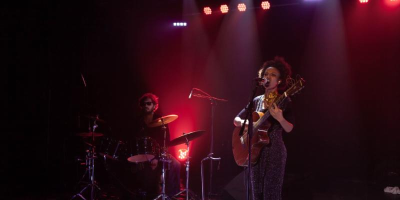 Dia Métiss, musicien Rock en représentation à Vendée - photo de couverture n° 3