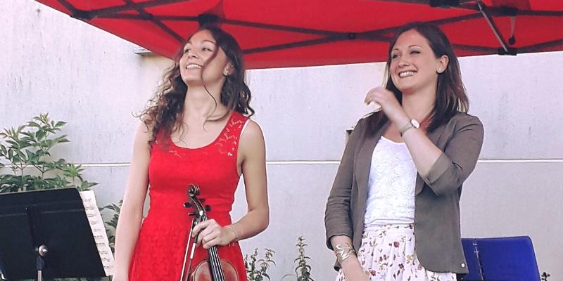 Juliette Djender, musicien Pianiste en représentation à Nord - photo de couverture n° 3