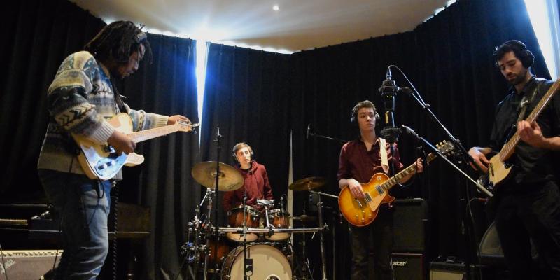Crash Meteor, groupe de musique Rock en représentation à Paris - photo de couverture n° 1