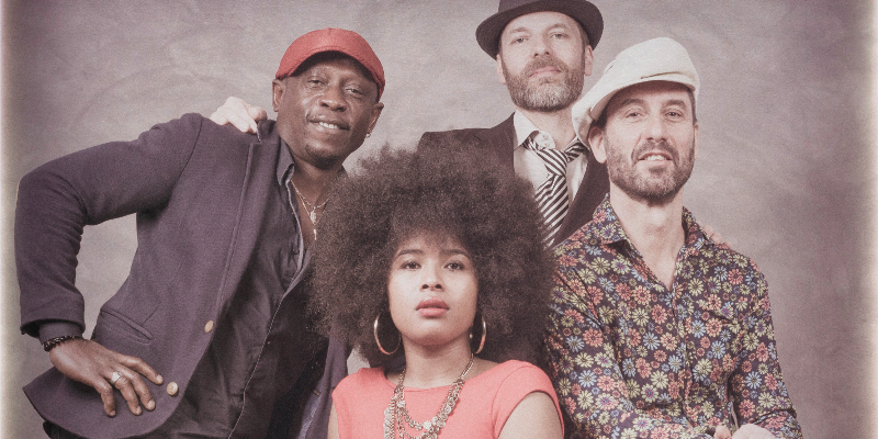 Elina Jones, musicien Soul en représentation à Rhône - photo de couverture n° 3