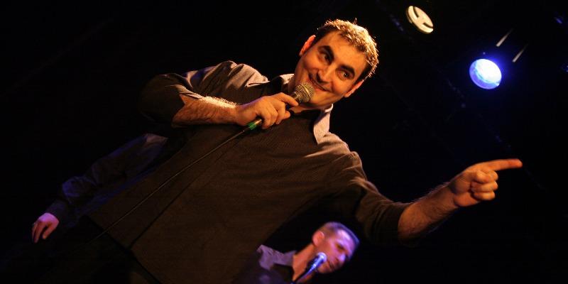 Didier Pétrix, groupe de musique Chanteur en représentation - photo de couverture n° 1