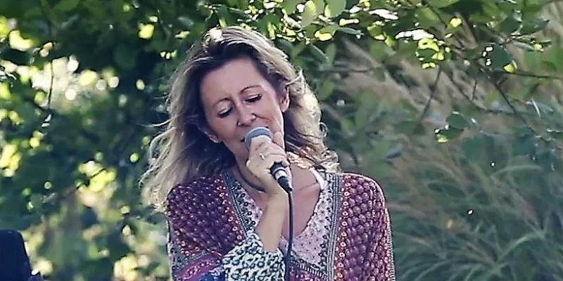 laurence demain, musicien Chanteur en représentation à Nord - photo de couverture