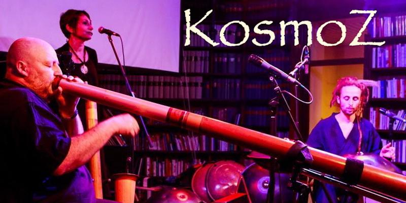 KosmoZ, groupe de musique Musiques du monde en représentation à Seine Saint Denis - photo de couverture n° 1