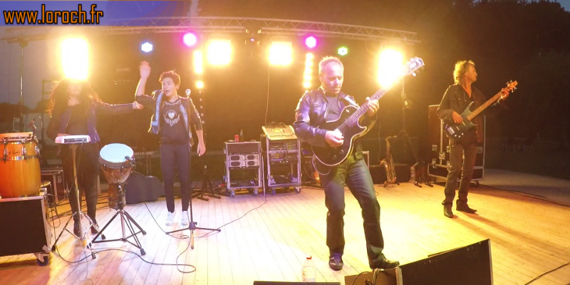Lo Roch, groupe de musique Rock en représentation à Charente Maritime - photo de couverture n° 2