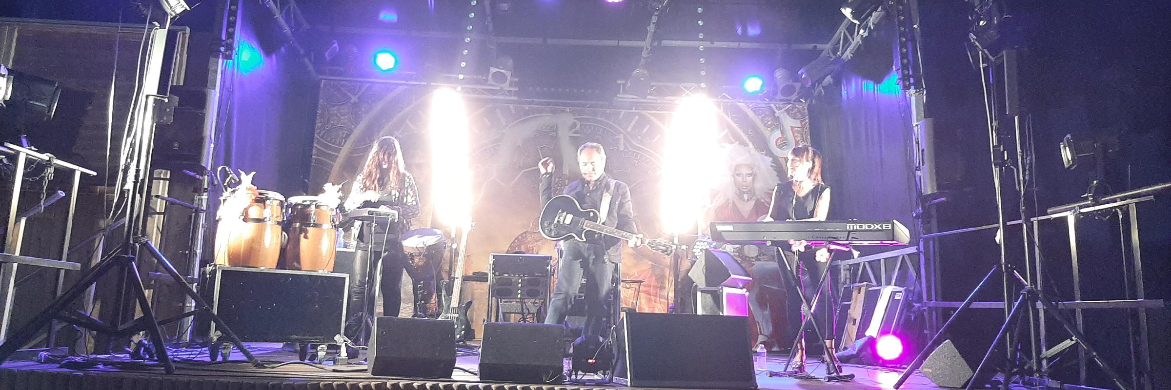Lo Roch, groupe de musique Rock en représentation à Charente Maritime - photo de couverture n° 1