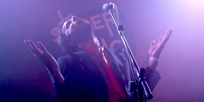 Newblast, musicien Rock en représentation - photo de couverture n° 3