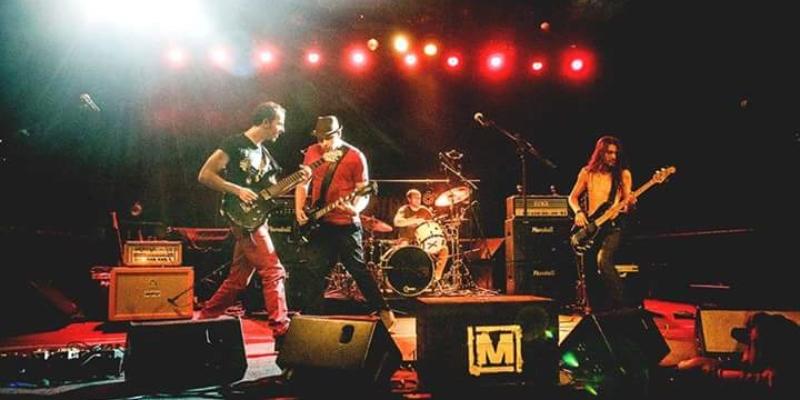 MiND, groupe de musique Rock en représentation - photo de couverture n° 1