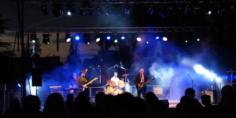 Kokomo Combo, groupe de musique Rock en représentation - photo de couverture
