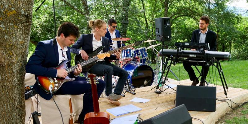 Traspigut Quartet Jazz Band, groupe de musique Jazz en représentation à Bouches du Rhône - photo de couverture n° 3