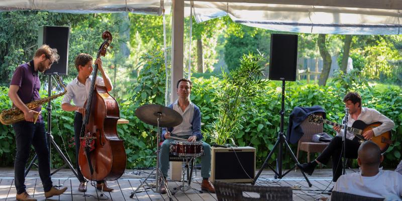 Le Charly's Corner, groupe de musique Jazz en représentation à Paris - photo de couverture n° 1