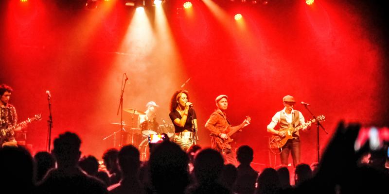 The PolyGones, groupe de musique Rock en représentation à Rhône - photo de couverture n° 3