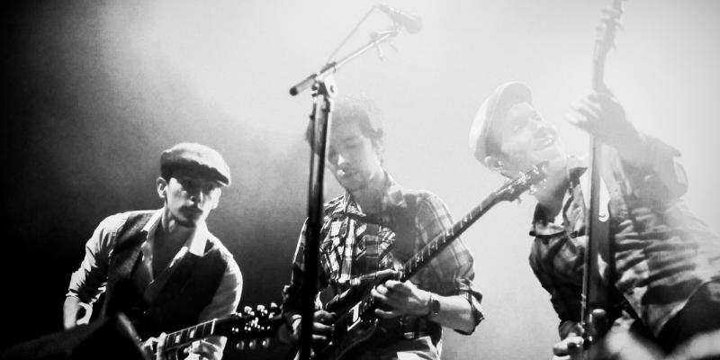 The PolyGones, groupe de musique Rock en représentation à Rhône - photo de couverture n° 1