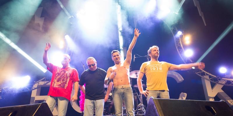 Patchwork Tribute, groupe de musique Rock en représentation à Isère - photo de couverture n° 3