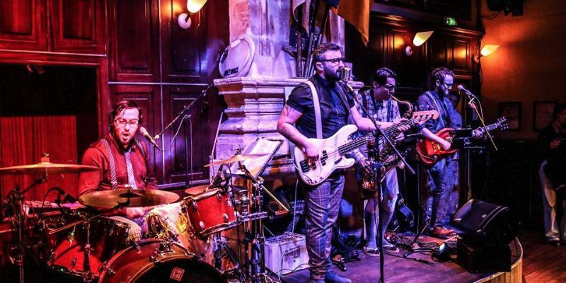 Dobeat'show, musicien Rock en représentation à Rhône - photo de couverture