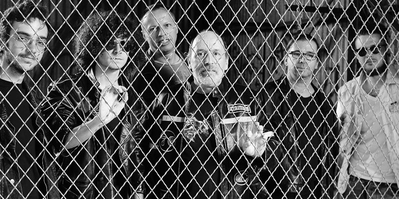 Ward Leonard, groupe de musique Rock en représentation - photo de couverture