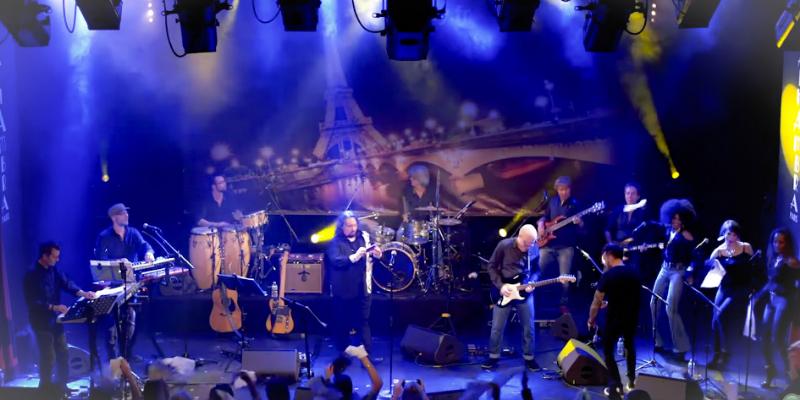 Fady, groupe de musique Chanteur en représentation à Paris - photo de couverture n° 2