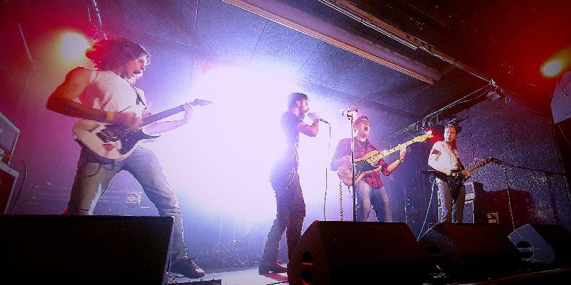 ROAH, groupe de musique Rock en représentation à Paris - photo de couverture n° 1