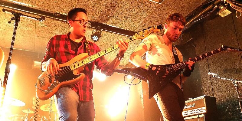 ROAH, groupe de musique Rock en représentation à Paris - photo de couverture n° 3