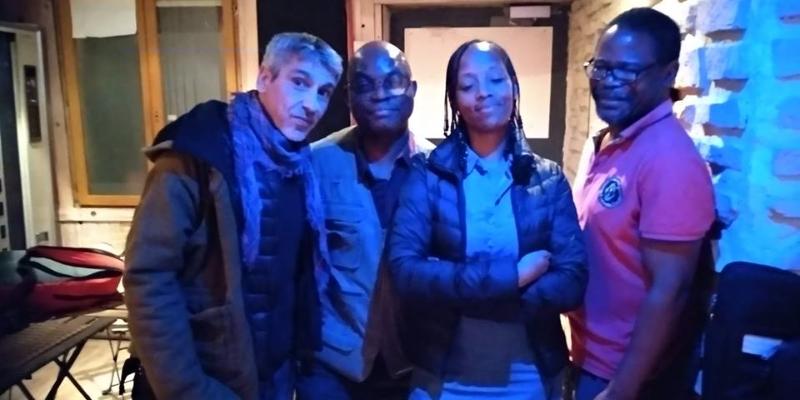 jabbr, groupe de musique Soul en représentation à Paris - photo de couverture