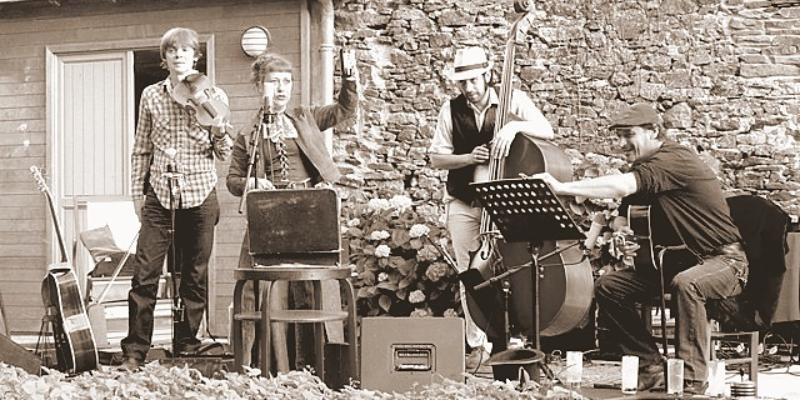 LAST STATION, groupe de musique Americana en représentation à Loire Atlantique - photo de couverture n° 2