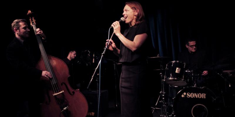 Zelda & The Birthday Collective, groupe de musique Jazz en représentation à Seine Maritime - photo de couverture n° 3