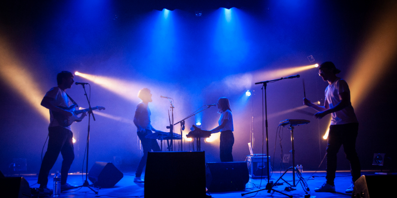 RIVES, groupe de musique Electronique en représentation à Loire Atlantique - photo de couverture