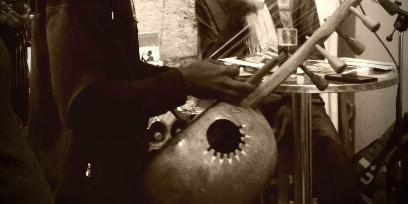 ZAI KOITA, musicien Musiques du monde en représentation à Haute Garonne - photo de couverture n° 3