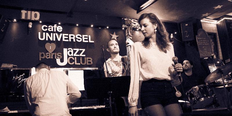 Stalyte, musicien Soul en représentation à Paris - photo de couverture n° 2