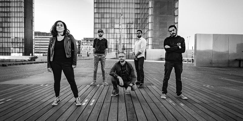 Broken News, groupe de musique Rock en représentation à Hauts de Seine - photo de couverture n° 1