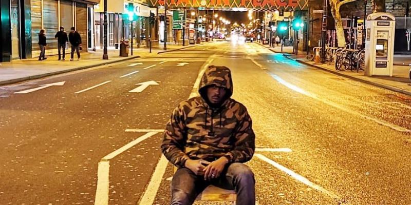 Nokka, musicien Rap en représentation à Val d'Oise - photo de couverture n° 2