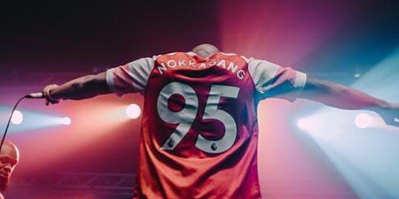 Nokka, musicien Rap en représentation à Val d'Oise - photo de couverture n° 1