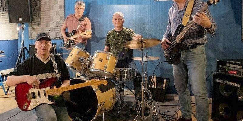 WELCOME, groupe de musique Rock en représentation à Paris - photo de couverture