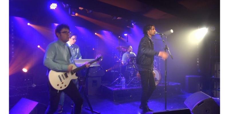 Jargoon, groupe de musique Electronique en représentation à Essone - photo de couverture n° 3