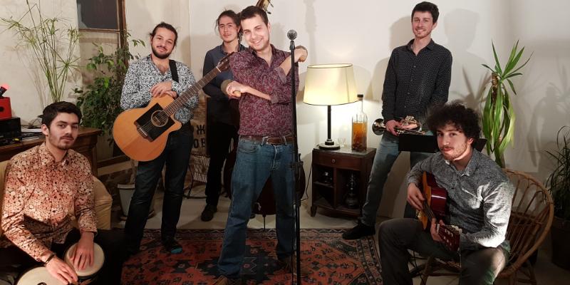 4 Caminos, groupe de musique Latino en représentation à Paris - photo de couverture n° 2