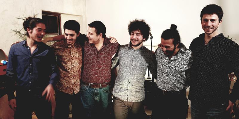 4 Caminos, groupe de musique Latino en représentation à Paris - photo de couverture n° 3