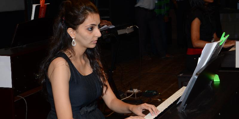 Swarna Mehta, musicien Jazz en représentation à Paris - photo de couverture n° 2