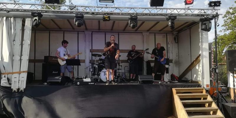 T.o.d, groupe de musique Rock en représentation à Charente Maritime - photo de couverture n° 2